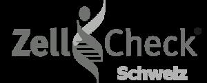 Zell-Check Schweiz Logo
