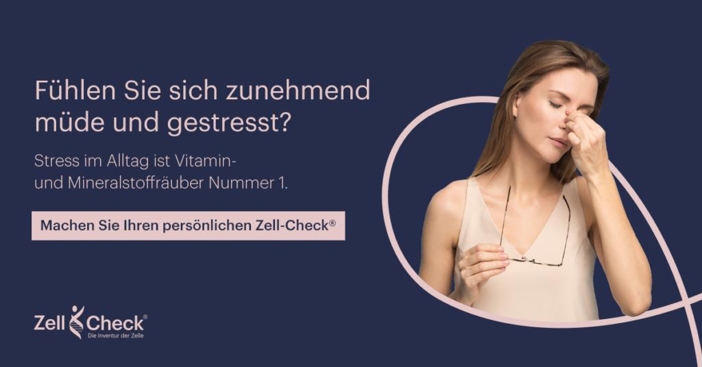 Zell-Check - Werbemittel - Facebook