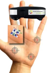 Zell-Check Vitalstoff-Check Handscan