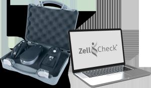 Zell-Check und MacBook