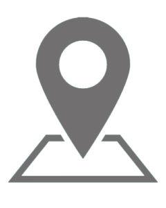 Zell-Check Standorte Icon