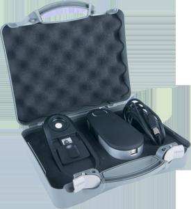 Zell-Check Koffer