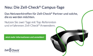 Zell-Check Campus-Tage